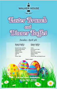 Easter Buffet 2