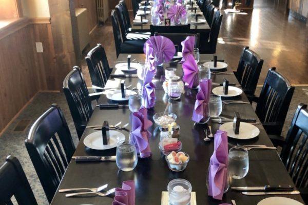 Walker House Banquet