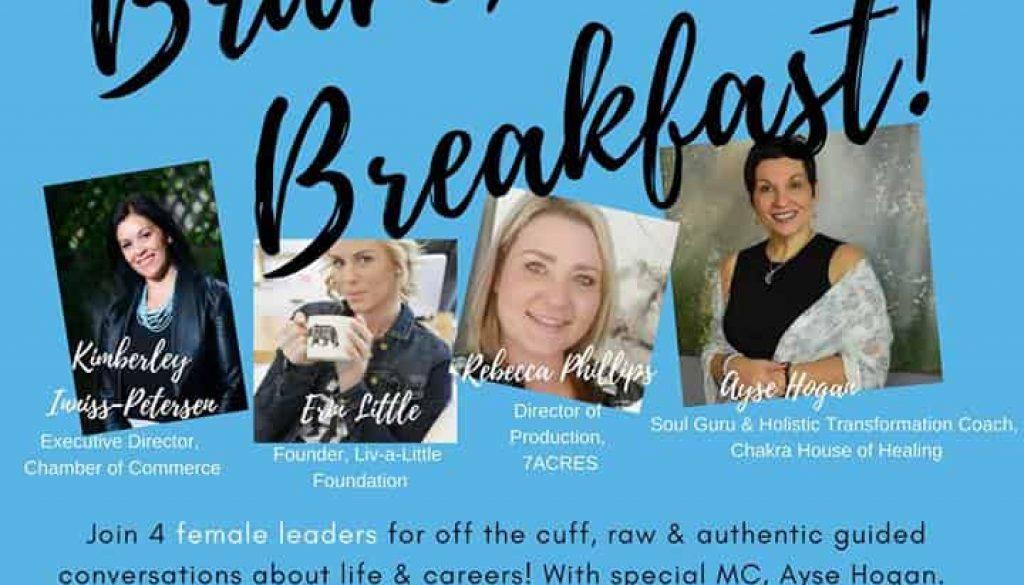 Brave, Bold, Breakfast! Share: