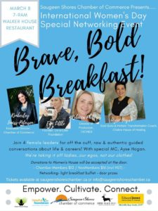 Brave, Bold Breakfast! A Special Networking Event! @ Walker House